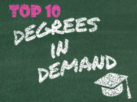 10 Most In Demand Degrees in 2020