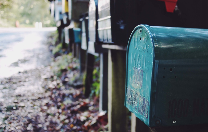 """""""Mailboxes in a row"""""""
